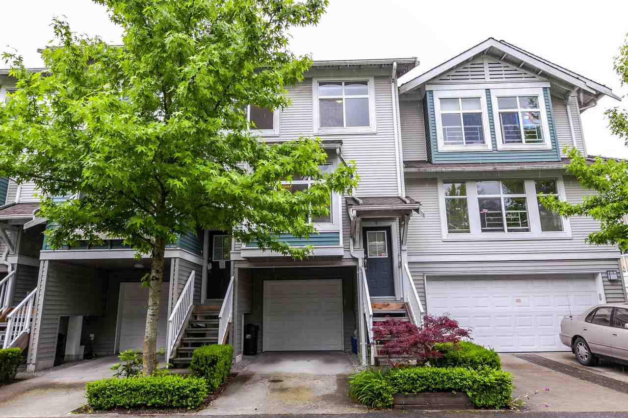 "Photo 1: 9 9533 GRANVILLE Avenue in Richmond: McLennan North Townhouse for sale in ""GRANVILLE GREENE"" : MLS(r) # R2179172"