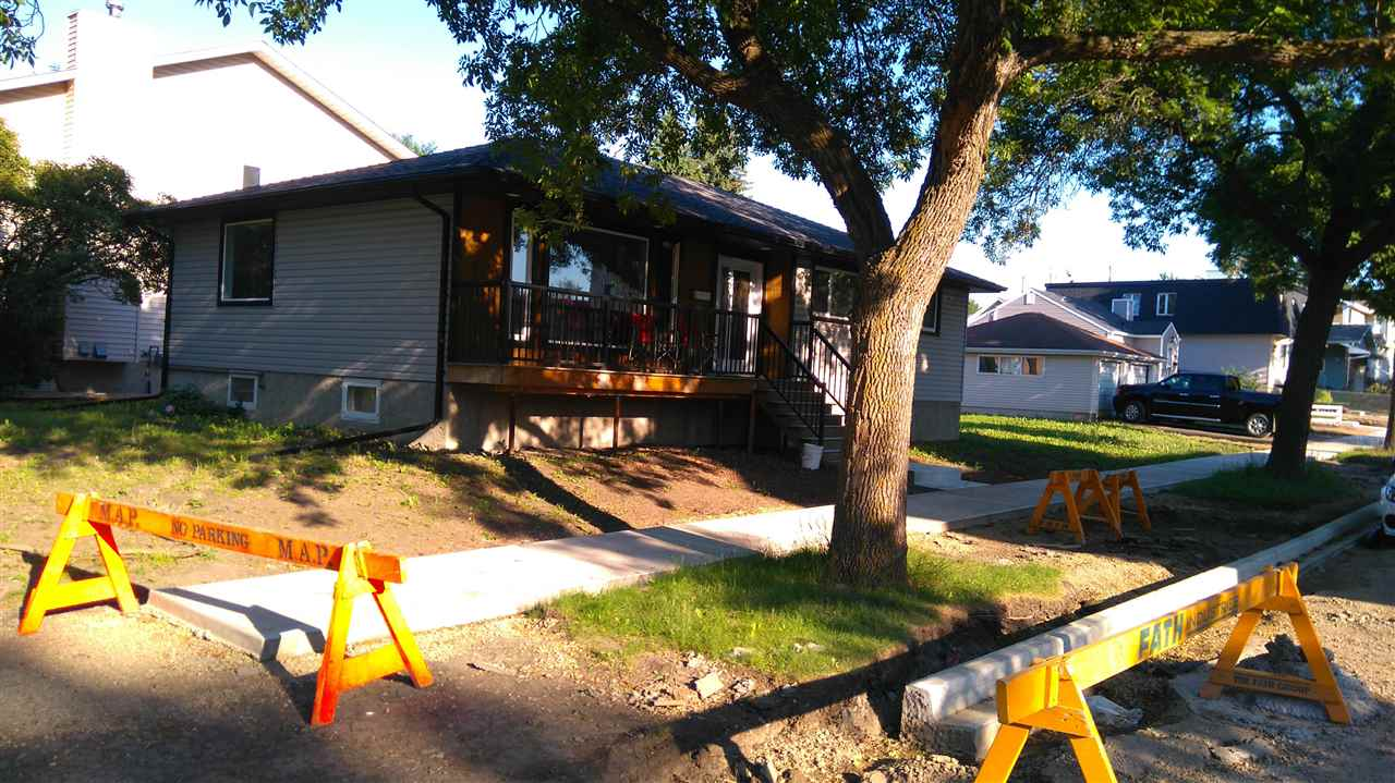 Main Photo: 8707 90 Street in Edmonton: Zone 18 House for sale : MLS(r) # E4071042