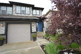 Main Photo: 30 SPRINGWOOD Way: Spruce Grove House Half Duplex for sale : MLS® # E4075103