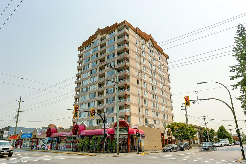 "Main Photo: 502 11980 222 Street in Maple Ridge: West Central Condo for sale in ""Gordon Towers"" : MLS® # R2194030"