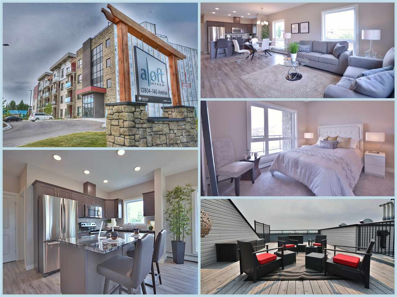 Main Photo: 202 12804 140 Avenue in Edmonton: Zone 27 Condo for sale : MLS® # E4079493