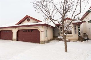 Main Photo: 25 1203 CARTER CREST Road in Edmonton: Zone 14 House Half Duplex for sale : MLS® # E4088596