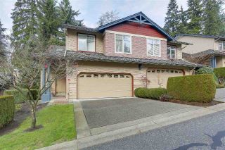 "Main Photo: 1160 STRATHAVEN Drive in North Vancouver: Northlands Townhouse for sale in ""Strathhaven"" : MLS® # R2223984"