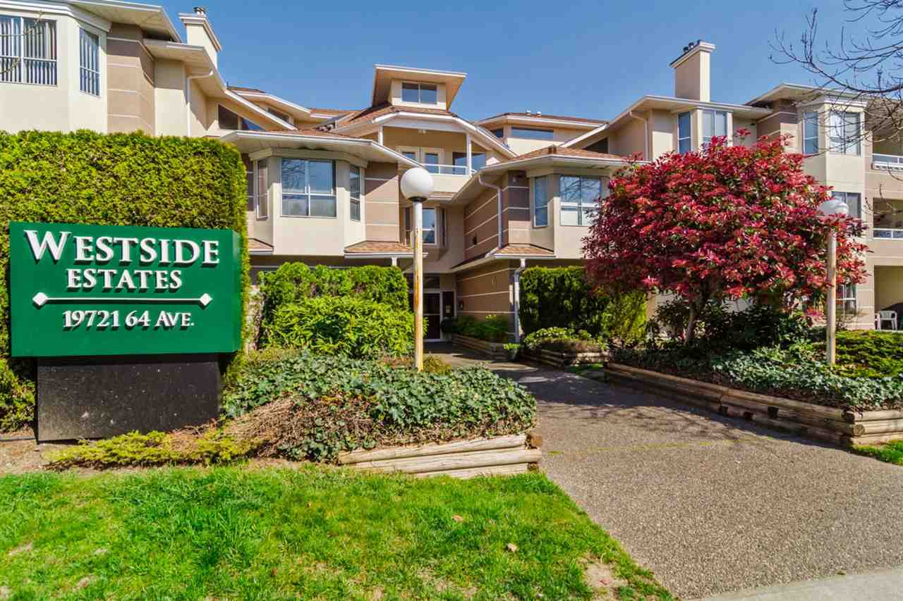 "Main Photo: 407 19721 64TH Avenue in Langley: Willoughby Heights Condo for sale in ""The Westside"" : MLS® # R2238003"