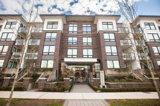 Main Photo: 418 9388 ODLIN Road in Richmond: West Cambie Condo for sale : MLS® # R2249455