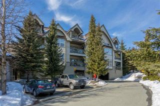 Main Photo: 304 3300 PTARMIGAN PLACE in Whistler: Blueberry Hill Townhouse for sale : MLS®# R2248654