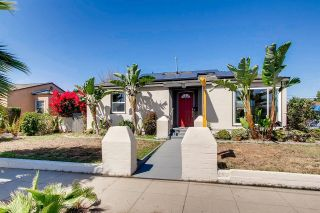 Main Photo: SAN DIEGO House for sale : 3 bedrooms : 206 S S 58Th St