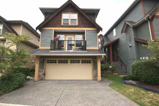 "Main Photo: 40 36169 LOWER SUMAS MTN Road in Abbotsford: Abbotsford East Townhouse for sale in ""JUNCTION CREEK"" : MLS®# R2289007"