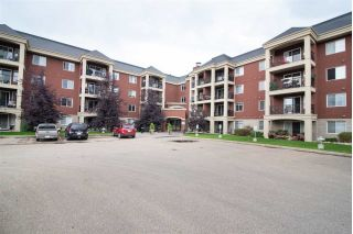 Main Photo: 237 300 PALISADES Way: Sherwood Park Condo for sale : MLS®# E4129312