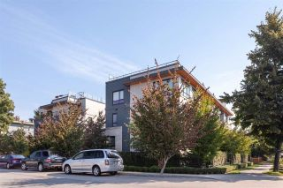 "Main Photo: 3168 PRINCE EDWARD Street in Vancouver: Mount Pleasant VE Townhouse for sale in ""SIXTEEN EAST"" (Vancouver East)  : MLS®# R2307422"