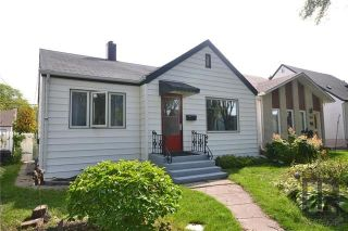 Main Photo: 1065 Spruce Street in Winnipeg: West End Residential for sale (5C)  : MLS®# 1825554