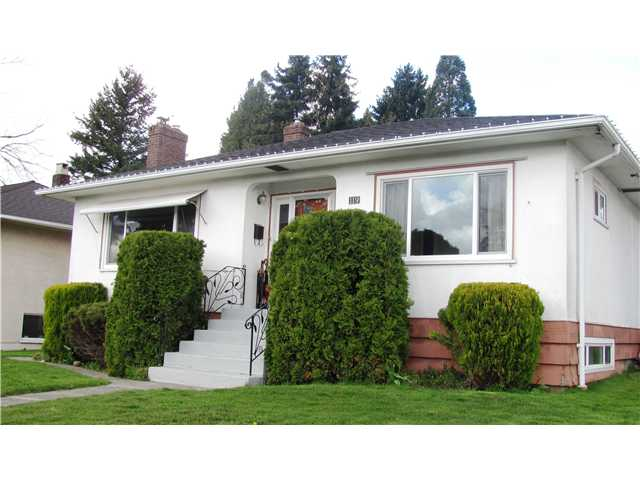 Main Photo: 119 GLOVER Avenue in New Westminster: GlenBrooke North House for sale : MLS(r) # V881651