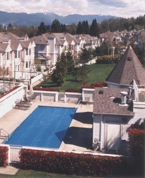 "Photo 20: 40 7501 CUMBERLAND Street in Burnaby: The Crest Townhouse for sale in ""DEERFIELD"" (Burnaby East)  : MLS(r) # V894711"