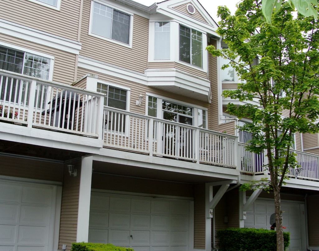 "Photo 16: 40 7501 CUMBERLAND Street in Burnaby: The Crest Townhouse for sale in ""DEERFIELD"" (Burnaby East)  : MLS(r) # V894711"