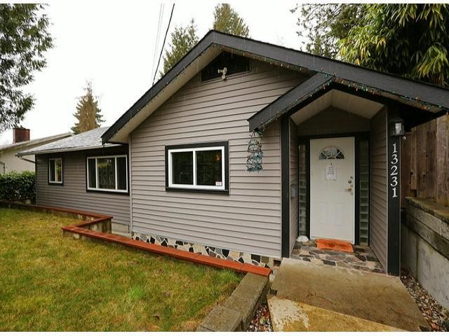 Photo 1: 13231 112B AV in Surrey: Bolivar Heights House for sale (North Surrey)  : MLS(r) # F1304749