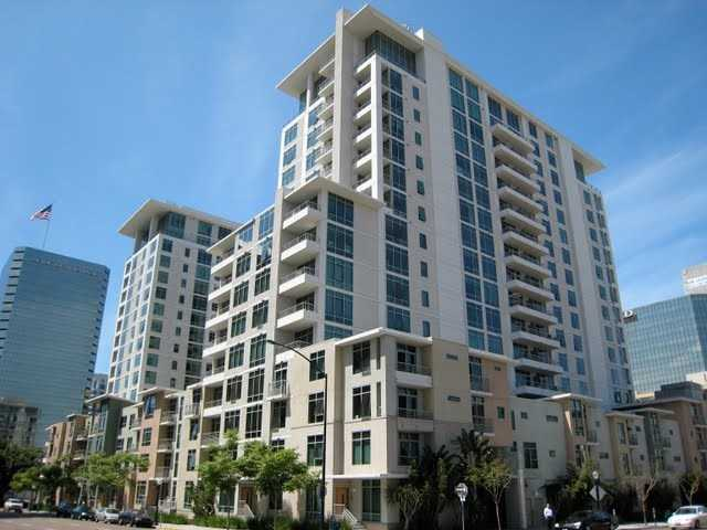 Main Photo: SAN DIEGO Condo for sale : 2 bedrooms : 425 W Beech Street #333