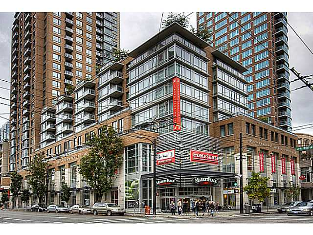 "Main Photo: 1001 788 RICHARDS Street in Vancouver: Downtown VW Condo for sale in ""L'Hermitage"" (Vancouver West)  : MLS®# V1067022"