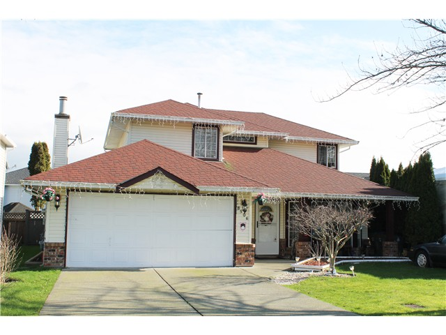 "Main Photo: 8506 120A Street in Surrey: Queen Mary Park Surrey House for sale in ""QUEEN MARY PARK"" : MLS(r) # F1432740"