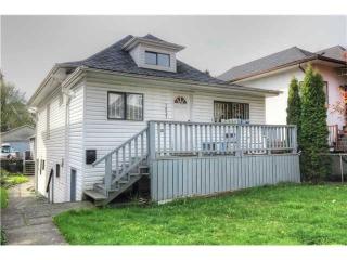 """Main Photo: 1637 VICTORIA Drive in Vancouver: Grandview VE House for sale in """"GRANDVIEW"""" (Vancouver East)  : MLS(r) # V1113917"""