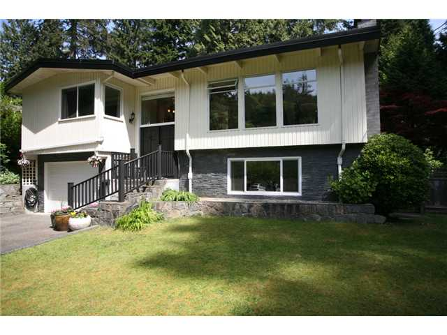 "Main Photo: 1490 EDGEWATER Lane in North Vancouver: Seymour House for sale in ""Seymour"" : MLS®# V1118997"