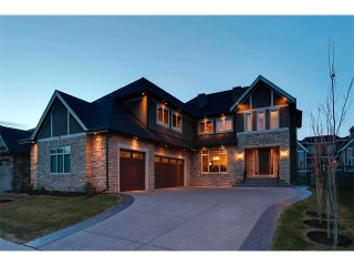 Main Photo: 116 WENTWORTH Lane SW in Calgary: West Springs House for sale : MLS® # C4008760