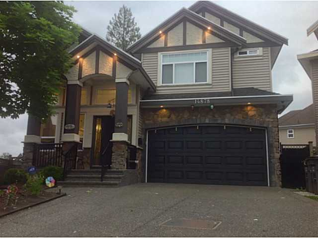 Main Photo: 14878 71 Avenue in Surrey: East Newton House for sale : MLS(r) # F1441122