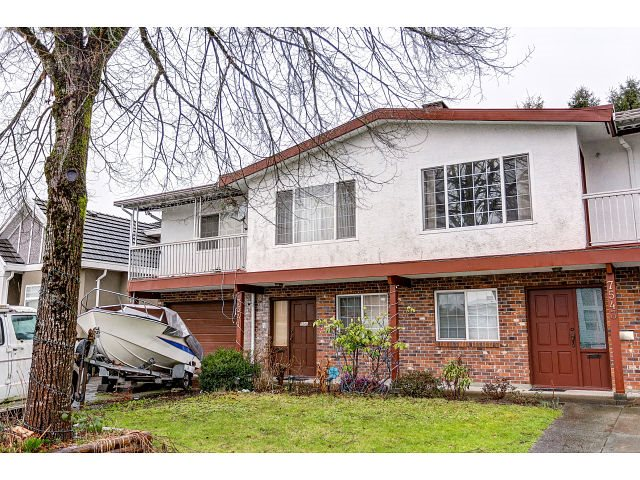 Main Photo: 7541 17TH Avenue in Burnaby: Edmonds BE House 1/2 Duplex for sale (Burnaby East)  : MLS® # R2030562