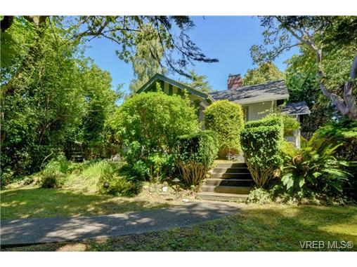 Main Photo: 577 Transit Road in VICTORIA: OB South Oak Bay Single Family Detached for sale (Oak Bay)  : MLS® # 367895