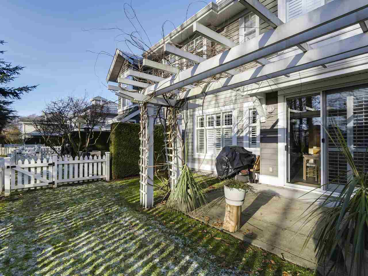 "Photo 17: 52 5900 FERRY Road in Delta: Neilsen Grove Townhouse for sale in ""CHESAPEAKE LANDING"" (Ladner)  : MLS® # R2128760"
