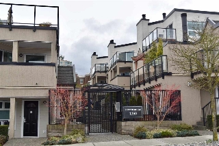 "Main Photo: 13 1350 W 6TH Avenue in Vancouver: Fairview VW Condo for sale in ""Pepper Ridge"" (Vancouver West)  : MLS® # R2141623"
