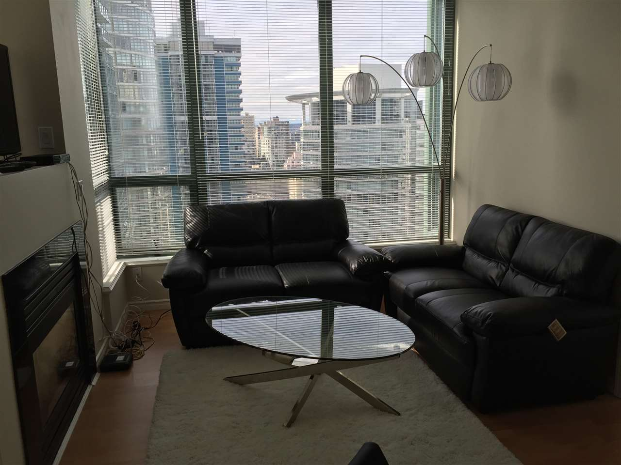 Photo 9: 2502 1239 W GEORGIA Street in Vancouver: Coal Harbour Condo for sale (Vancouver West)  : MLS® # R2148419