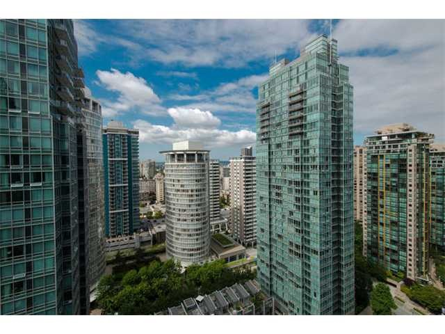 Photo 1: 2502 1239 W GEORGIA Street in Vancouver: Coal Harbour Condo for sale (Vancouver West)  : MLS® # R2148419