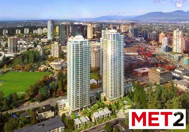 "Main Photo: 907 6538 NELSON Avenue in Burnaby: Metrotown Condo for sale in ""MET2"" (Burnaby South)  : MLS® # R2185623"