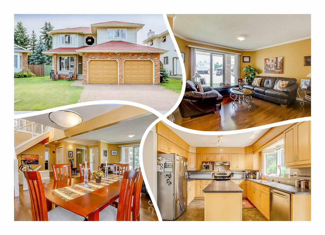 Main Photo: 43 MEADOWVIEW Drive: Sherwood Park House for sale : MLS® # E4074956