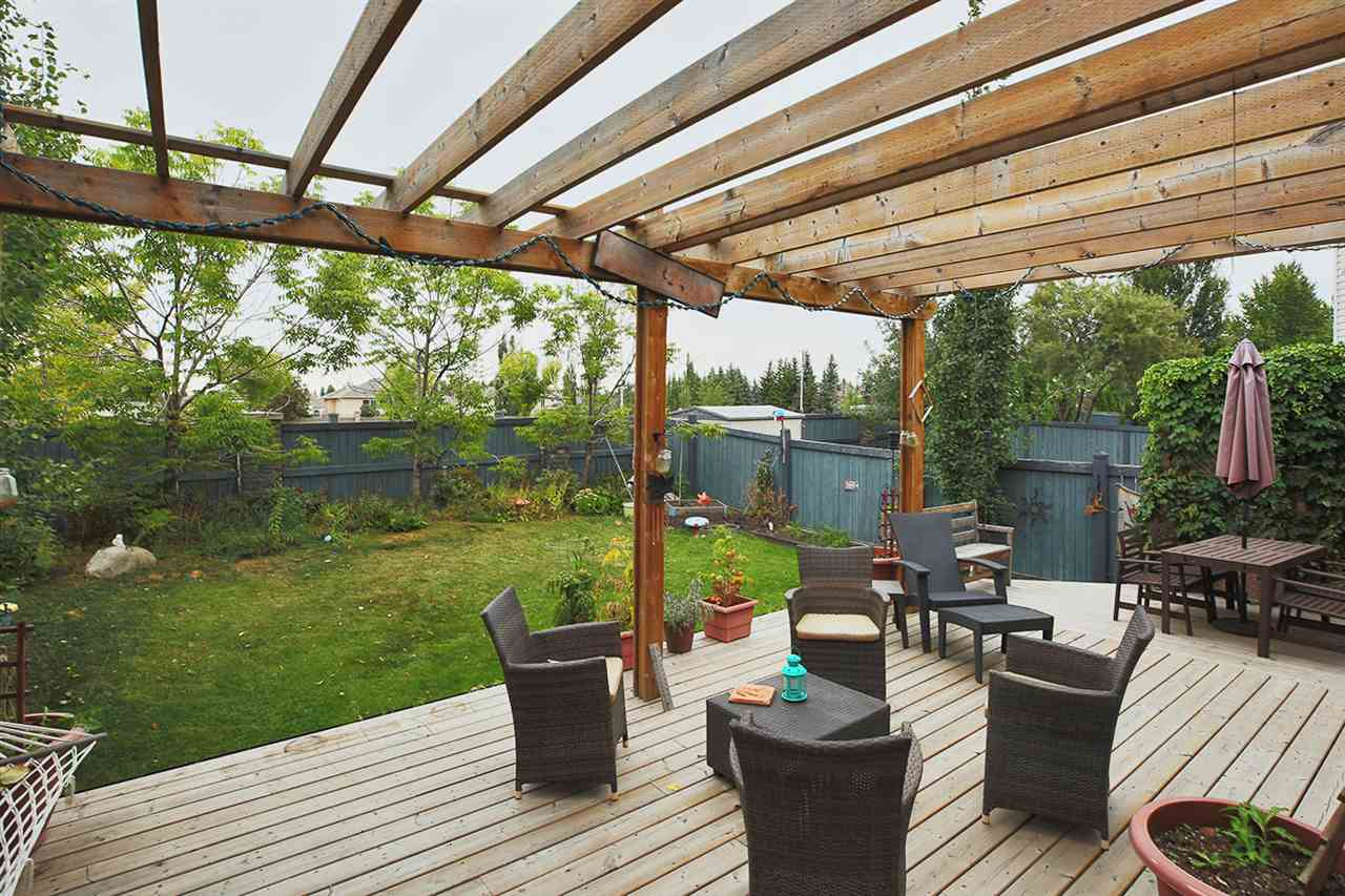 Photo 30: 353 Byrne Court in Edmonton: Zone 55 House for sale : MLS® # E4081755