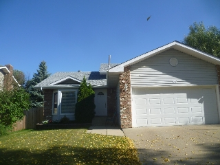 Main Photo: 86 Woodlands Road in St. Albert: House for rent