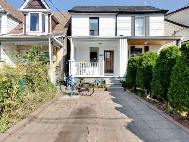 Main Photo: 487 Main Street in Toronto: Crescent Town House (2-Storey) for sale (Toronto E03)  : MLS® # E3938590