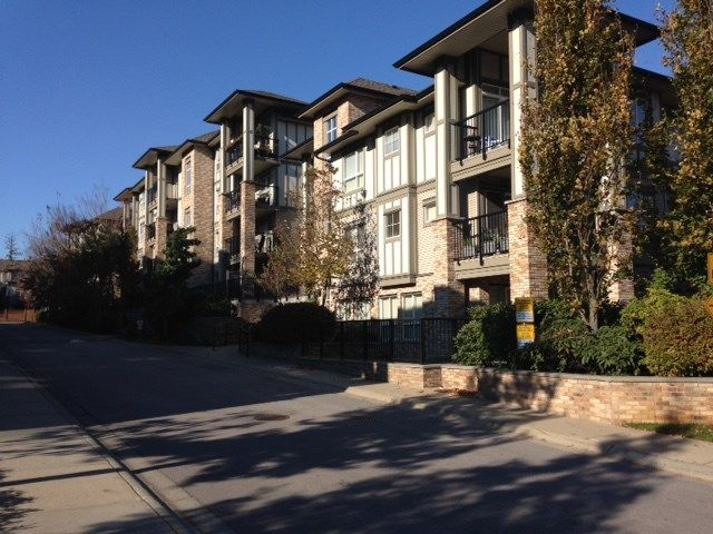 "Main Photo: 307 8717 160 Street in Surrey: Fleetwood Tynehead Condo for sale in ""Vernazza"" : MLS® # R2220806"