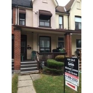Main Photo: 163 Franklin Avenue in Toronto: Dovercourt-Wallace Emerson-Junction House (2-Storey) for sale (Toronto W02)  : MLS® # W4000352