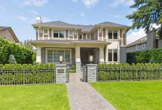 Main Photo: 1235 W 39TH Avenue in Vancouver: Shaughnessy House for sale (Vancouver West)  : MLS®# R2240315