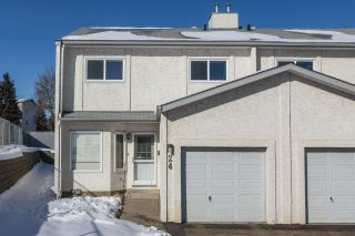 Main Photo: 24 3520 60 Street in Edmonton: Zone 29 Townhouse for sale : MLS® # E4100261