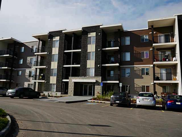Main Photo: 201 11816 22 Avenue in Edmonton: Zone 55 Condo for sale : MLS®# E4105566
