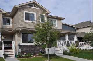 Main Photo: 1006 175 Street in Edmonton: Zone 56 Attached Home for sale : MLS®# E4115498