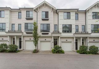 "Main Photo: 9 14888 62 Avenue in Surrey: Sullivan Station Townhouse for sale in ""ETON"" : MLS®# R2280603"