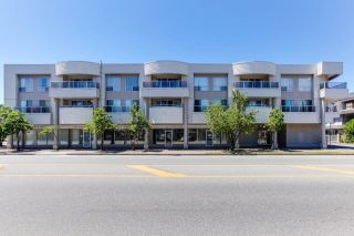 "Main Photo: 313 13771 72A Avenue in Surrey: East Newton Condo for sale in ""NEWTOWN PLAZA"" : MLS®# R2287531"