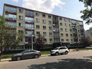 Main Photo: 401 10135 120 Street in Edmonton: Zone 12 Condo for sale : MLS®# E4126859