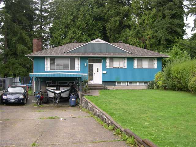 Main Photo: 2221 TOLMIE Avenue in Coquitlam: Central Coquitlam House for sale : MLS® # V1029046