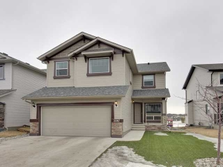 Main Photo: 2087 LUXSTONE Boulevard SW: Airdrie Residential Detached Single Family for sale : MLS(r) # C3605357
