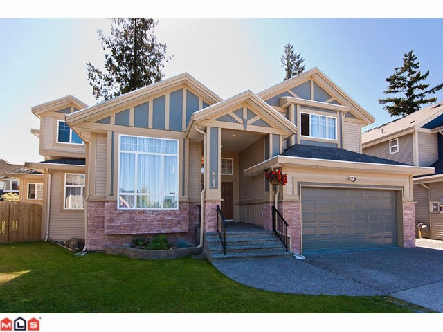 Main Photo: 6050  164A ST in Surrey: Cloverdale BC House for sale (Cloverdale)  : MLS® # F1122534