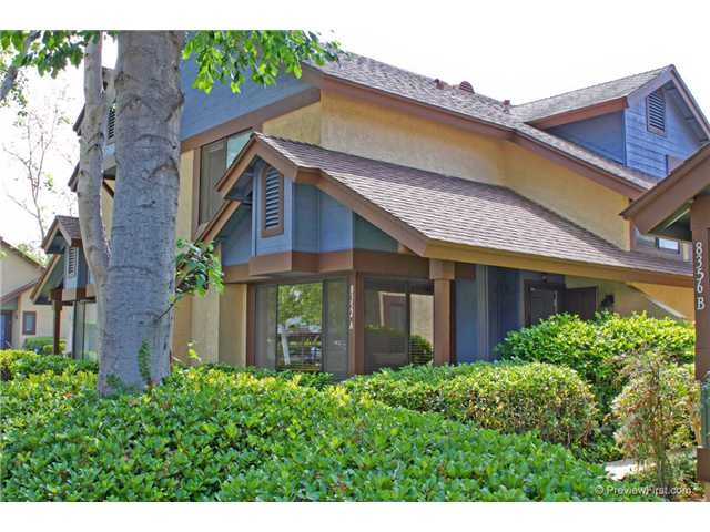 Main Photo: MIRA MESA Townhome for sale : 2 bedrooms : 8352 Summerdale Road #A in San Diego
